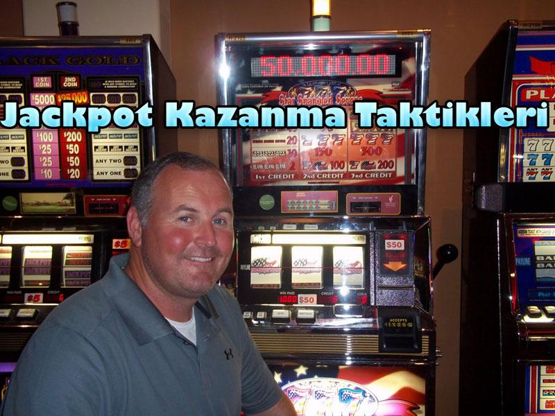 Jackpot Kazanma Taktikleri, Jackpot, Jackpot Oyna