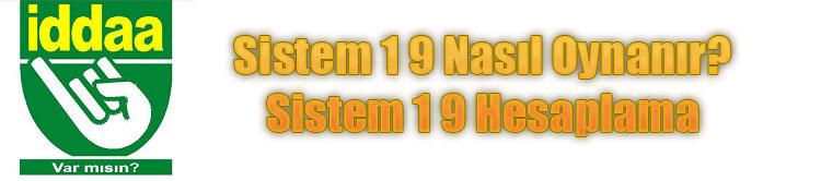 sistem 1 9